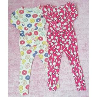 ベビーギャップ(babyGAP)のbabyGAP パジャマ 2枚セット 3years/100㎝(パジャマ)