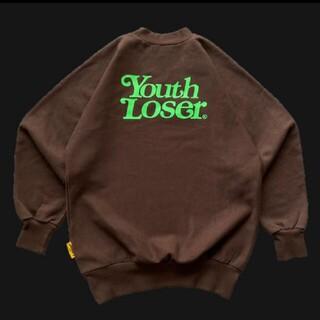 ジーディーシー(GDC)のYouth Loser Crew Neck Sweat free size(スウェット)