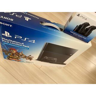 PlayStation4 - PlayStation4 First Limited Pack