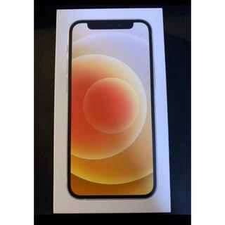 iPhone - iPhone12 mini 64GB SIMフリー 新品未使用 ホワイト保証付き
