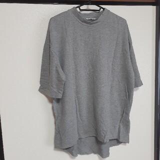 ZARA - ZARA オーバーサイズ5分丈Tシャツ