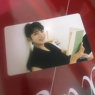 SEVENTEEN セブチ Attacca カード ジョシュア
