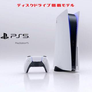 SONY - PS5本体 新品未開封プレイステーション5 ドライブディスク搭載型