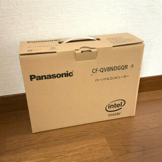 Panasonic - Let's note QV8 CF-QV8NDGQR