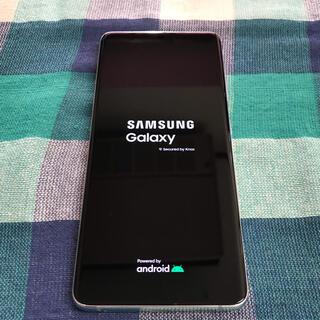 Galaxy - Galaxy S21 Ultra 5G Silver 256GB SIMフリー