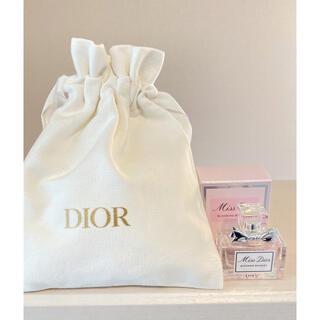 Dior - Dior❤️ブルーミングブーケ香水&mini巾着ポーチ