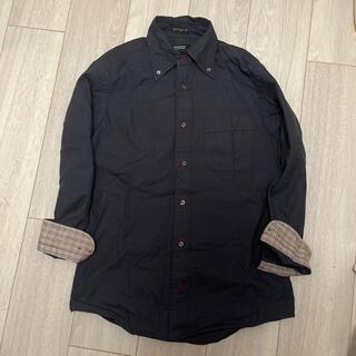 バーバリーブラックレーベル(BURBERRY BLACK LABEL)のBURBERRY BLACK LABEL 長袖シャツ(Tシャツ/カットソー(七分/長袖))