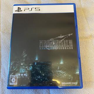 PlayStation - ☆FF7リメイク インターグレード☆(PS5)