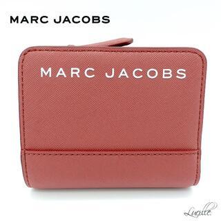 MARC JACOBS - ❤︎新品/即発❤︎マークジェイコブス 二つ折り財布 SANTA FE RED