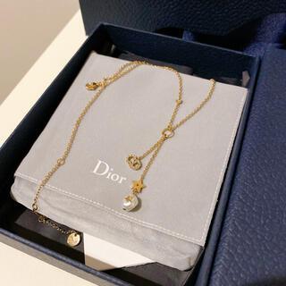 Dior - DIOR ディオール 淡水ネックレス