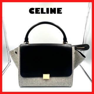 celine - ✨美品✨ CELINE トラペーズ 2way ハンド ショルダーバッグ