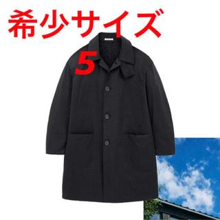 COMOLI - 希少 サイズ5 オーラリー スタイリスト私物 コート ブラック