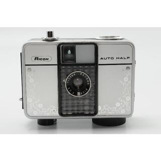 リコー(RICOH)のRICOH AUTO HALF E 花柄 フィルムカメラ(フィルムカメラ)