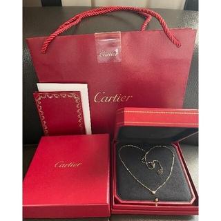 Cartier - Cartierカルティエディアマン レジェダイヤモンド ネックレス SM45cm
