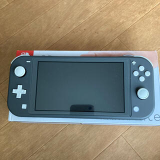 Nintendo Switch - ニンテンドースイッチライト 本体