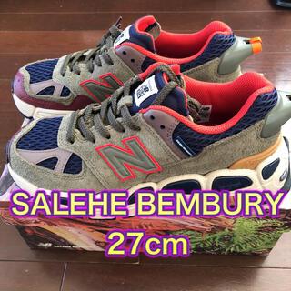 New Balance - ニューバランス MS574YSB 27cm SALEHE BEMBURY
