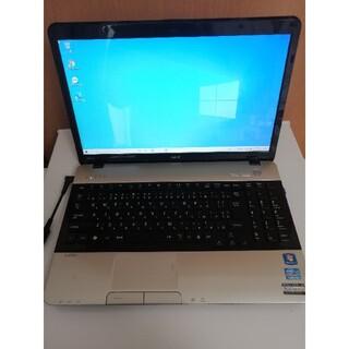 エヌイーシー(NEC)のNEC/Windows10/メモリ8GB/HDD640GB/Core i3(ノートPC)