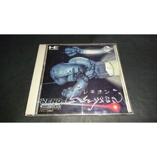 NEC - PCE レギオン / PCエンジン CD-ROM2 シューティング