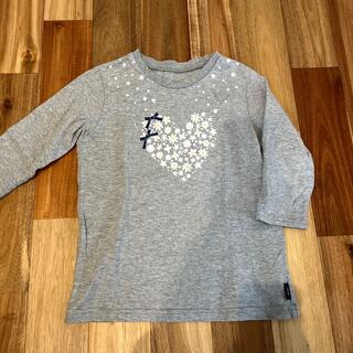 ベルメゾン - ベルメゾン GITA 七部袖Tシャツ 120