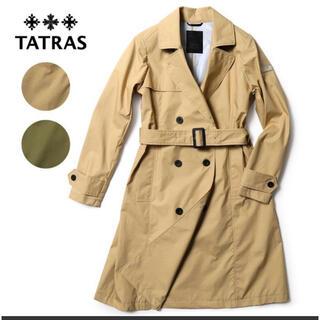 TATRAS - 【未使用】TATRAS(タトラス) DEMOFANE トレンチコートサイズ03