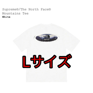 Supreme - Supreme The North Face Mountains Tee