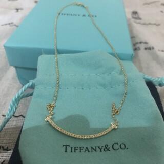 Tiffany & Co. - Tiffany ティファニー ネックレス Tスマイル