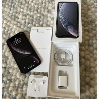 Apple - アップル iPhone XR ブラック