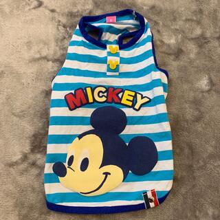 ミッキーマウス(ミッキーマウス)のミッキー 犬服(犬)