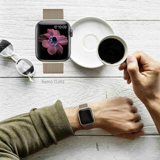 アップルウォッチ(Apple Watch)のアップルウォッチ バンド ステンレス(金属ベルト)