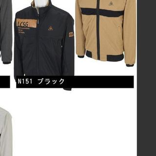 le coq sportif - ルコックゴルフ Lサイズ メンズ アウター長袖リバーシブルブルゾンQG4688