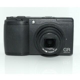 リコー(RICOH)の【人気モデル】RICOH GR DIGITALⅡ 名機 (コンパクトデジタルカメラ)
