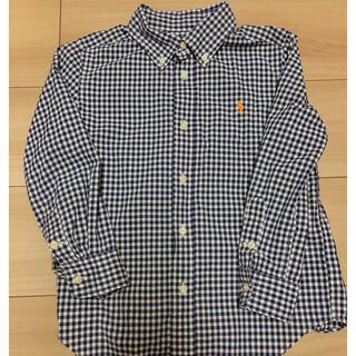 Ralph Lauren - ラルフローレン キッズ ギンガムチェックシャツ 5サイズ