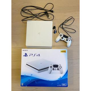 プレイステーション4(PlayStation4)のPlayStation4 CUH-2200AB02 500GB ホワイト(家庭用ゲーム機本体)