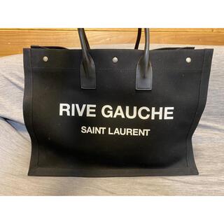 Saint Laurent - ☆SAINT LAURENT リヴ ゴーシュ ノエ トートバッグ  黒☆