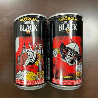 バンダイ(BANDAI)のジョージア ガンダム ジオング コーヒー缶(ノベルティグッズ)