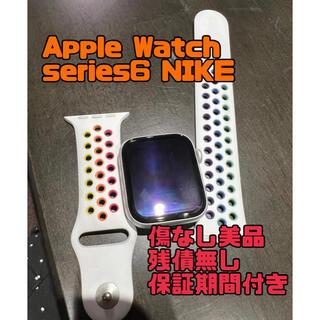アップルウォッチ(Apple Watch)のApple Watch series6 NIKE(腕時計(デジタル))