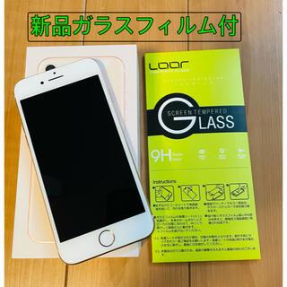 iPhone - iPhone8 64GB ゴールド simロック解除済