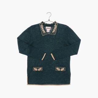 アメリヴィンテージ(Ameri VINTAGE)のvintage kint polo shirt sullen(ポロシャツ)