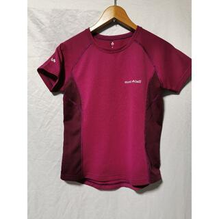 モンベル(mont bell)のMont-bell Tシャツ レディース S(登山用品)