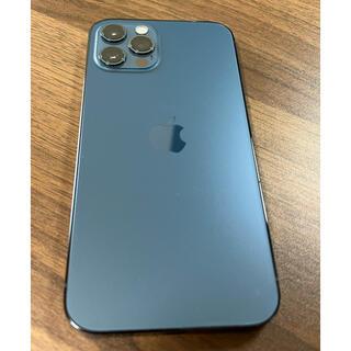iPhone - 【美品】iPhone12pro 256GB simフリー パシフィックブルー