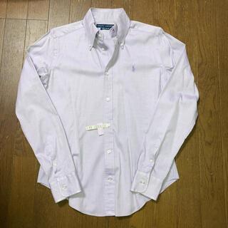 Ralph Lauren - ラルフローレン レディース パープルシャツ サイズ10