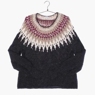 アメリヴィンテージ(Ameri VINTAGE)のvintage gradation kint  sweater sullen(ニット/セーター)