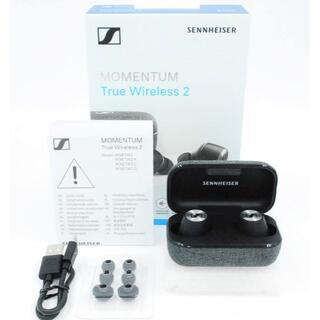 ゼンハイザー(SENNHEISER)の★美品 SENNHEISER MOMENTUM True Wireless2(ヘッドフォン/イヤフォン)