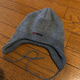 ディーゼル(DIESEL)のDIESEL  ディーゼル  キッズニット帽子(帽子)