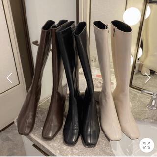 dholic - 当日発送可能❤️SNSで話題になった美脚ブーツ!韓国ファッション23.5cm