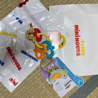 ミキハウス(mikihouse)の新品未使用 ミキハウス おもちゃ(知育玩具)
