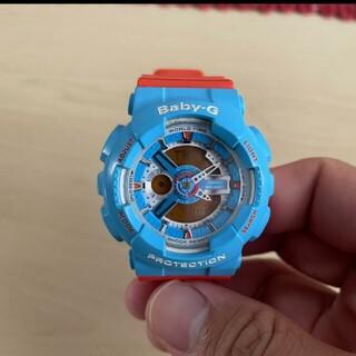 ベビージー(Baby-G)の限界価格BA-110NC-2AJF Baby-G ベビージー(腕時計)