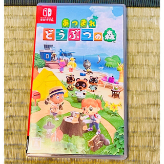 Nintendo Switch - Nintendo Switch  本体 (旧型 黒色)あつ森セット