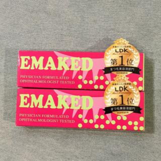 「限時促銷」2個セット 水橋保寿堂製薬 EMAKED  エマーキット新品 未使用