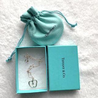 ティファニー(Tiffany & Co.)のTiffany ティファニー ネックレス アップル(ネックレス)